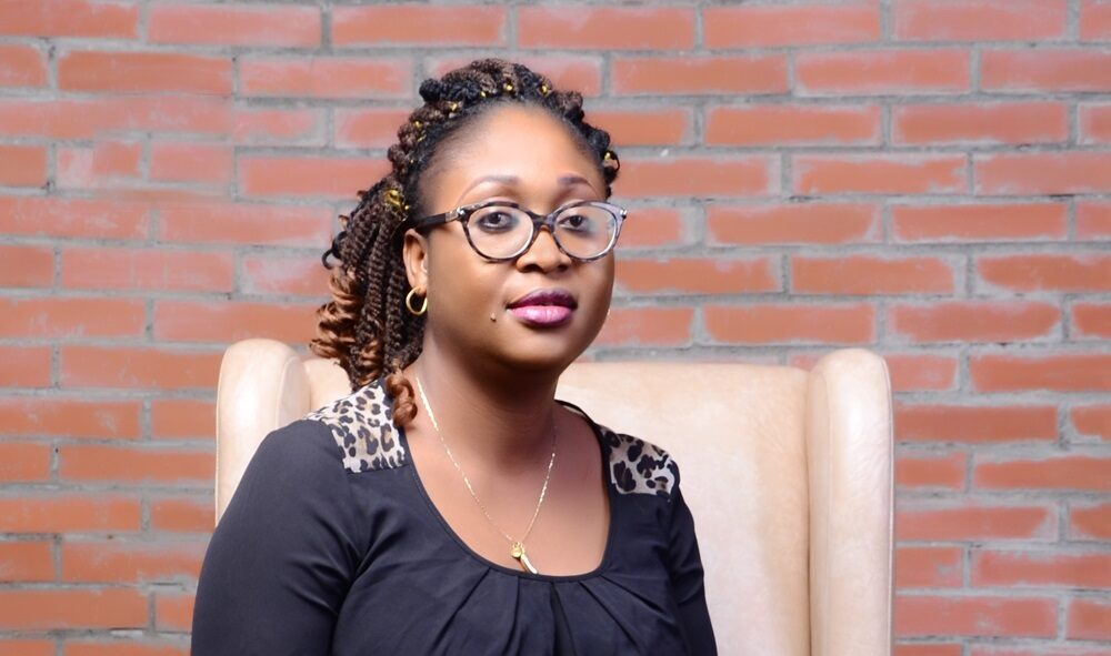 picture of Blessing Achu founder of 360 Creative Hub